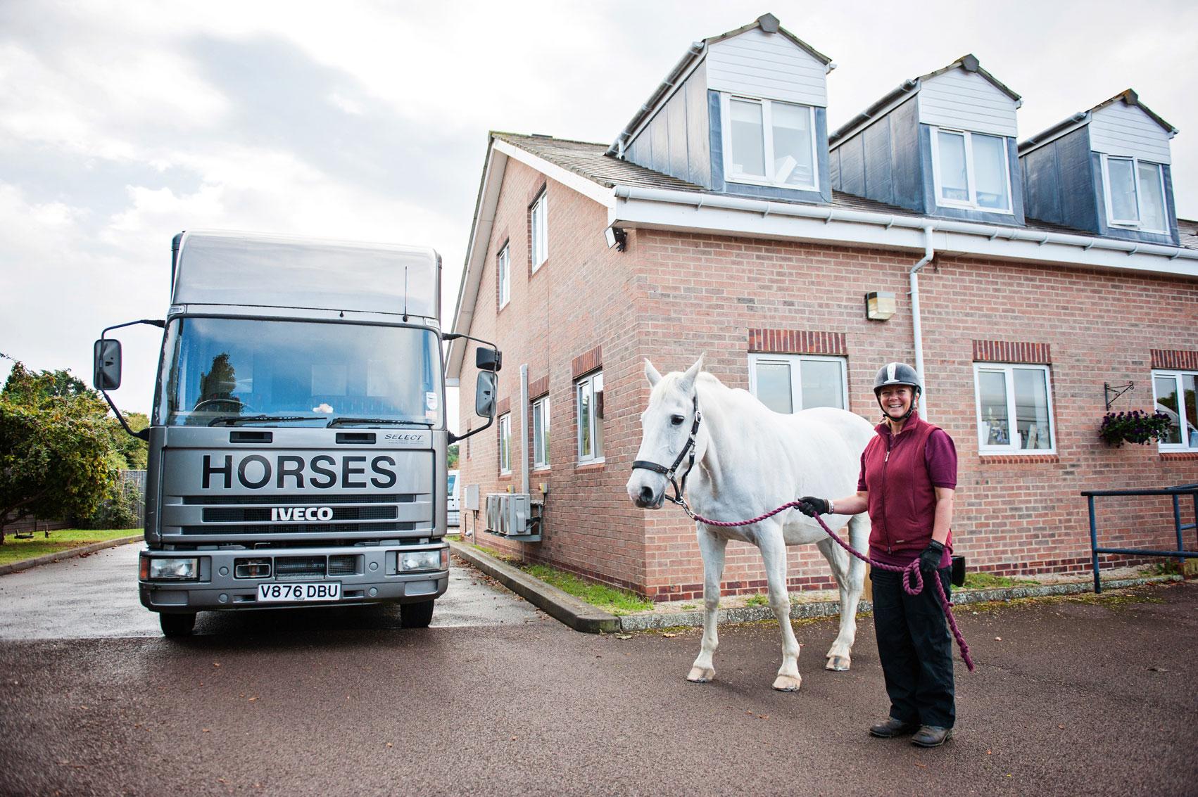 Horse vets in Cheltenham area